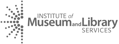 Logo for the Institute for Museum and Library Services