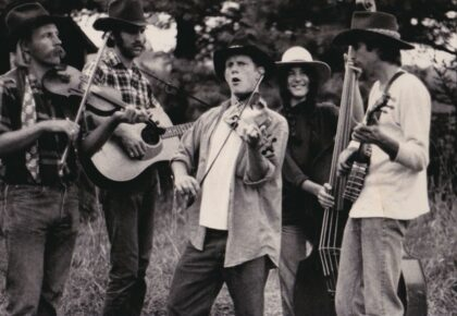 Dance All Night - The Highwoods Stringband Story