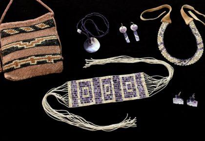 Elizabeth James Perry Wampanoag Traditional Artist