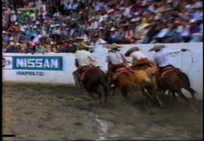 La Charreada: Rodeo a la Mexicana