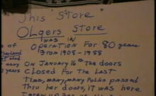 Lord Have Mercy: Olger's Store